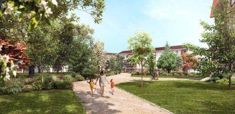 Dammarie-les-lys Au Coeur Du Parc Du Manoir - immobilier neuf Dammarie-les-lys