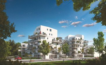 Toulouse Proche De La Gare Les Ramassiers - immobilier neuf Toulouse