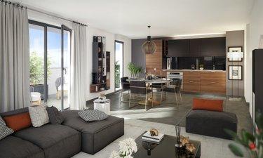 Emergence - immobilier neuf Saint-nazaire