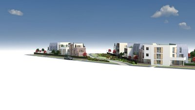 Résidence Emeraude - immobilier neuf Lacroix-saint-ouen