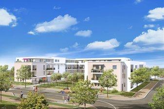 Les Terrasses De L'olivier - immobilier neuf Villeneuve-lès-avignon
