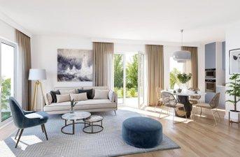Le Jardin D'ariane - immobilier neuf Drancy