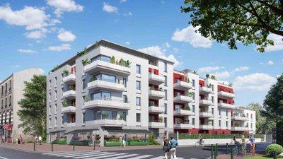 Côté Jardin - immobilier neuf Neuilly-sur-marne