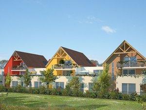 Le Hameau Du Cedre - immobilier neuf Perrigny-lès-dijon