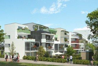 Les Terrasses Du Colisee - immobilier neuf Dijon