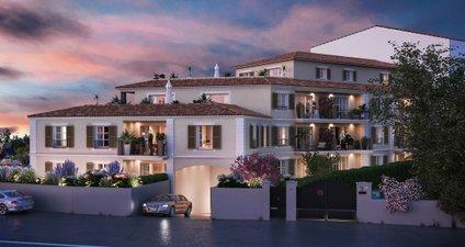 Villa Massimo - immobilier neuf Sainte-maxime