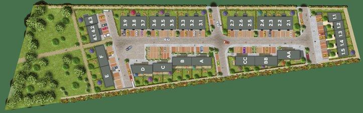 Villas Jardin - immobilier neuf Marolles