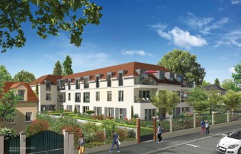 Noyer Royal - immobilier neuf Noisy-le-roi