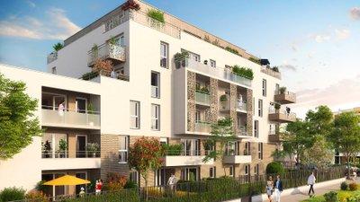 Novaé - immobilier neuf Amiens
