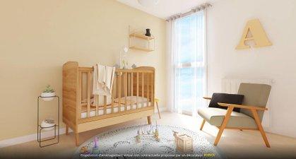 L'autre Rive - Appartements Volumes Capables - immobilier neuf Lormont