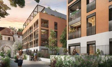 25 Place Croix Rousse - immobilier neuf Lyon