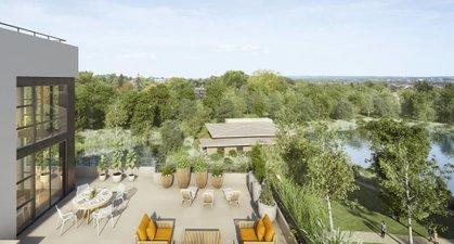Domaine Richelieu - immobilier neuf Rueil-malmaison