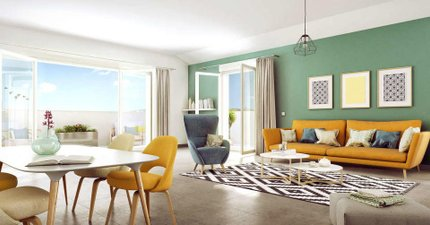 Carte Blanche - immobilier neuf Marseille