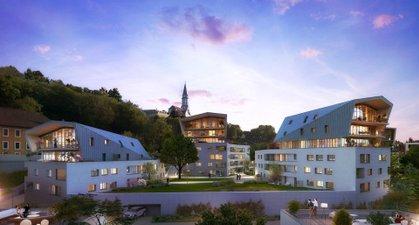 L'avant-scene Le Paradis - immobilier neuf Annecy