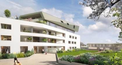 L'avant-scene Le Concert - immobilier neuf Annecy