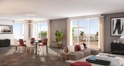 Toscani Bâtiment Sienne - immobilier neuf Saint-orens-de-gameville