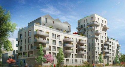 Skyline - immobilier neuf Ivry-sur-seine