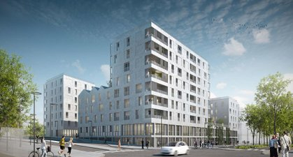 Orphea - immobilier neuf Rennes