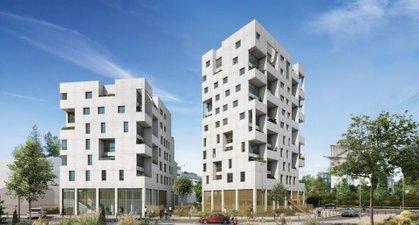 Rive Et Parc - immobilier neuf Ivry-sur-seine