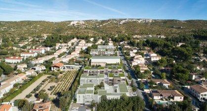 Les Oleanes - immobilier neuf La Fare-les-oliviers