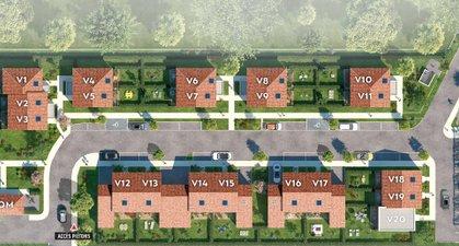 Pastura - immobilier neuf Pibrac