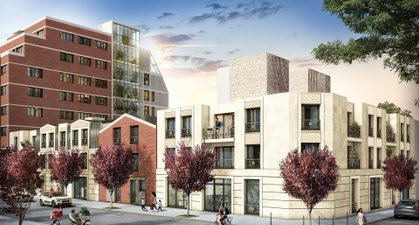 La Closerie Des Rosiers - immobilier neuf Saint-ouen-sur-seine