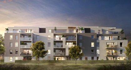 Urban Parc 4 - immobilier neuf Vannes