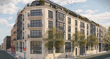 The Art'ist - immobilier neuf Saint-ouen-sur-seine
