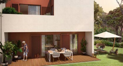 Les Odyssees - immobilier neuf Sanary-sur-mer