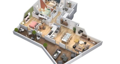 Verde Lodge - immobilier neuf Nantes