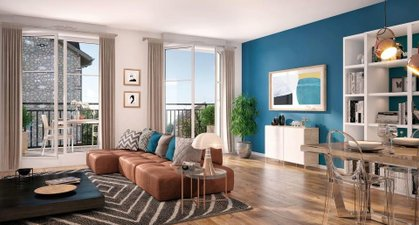 Clos Hedonia - immobilier neuf Plaisir