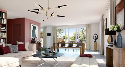 Latitude 43 - immobilier neuf Toulouse