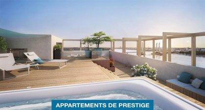 L'autre Rive - Appartements Neufs De Prestige - immobilier neuf Bordeaux