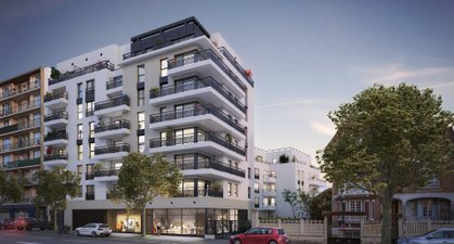 Esprit Marne - immobilier neuf Champigny-sur-marne
