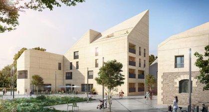 Parvis Orion - immobilier neuf Bordeaux