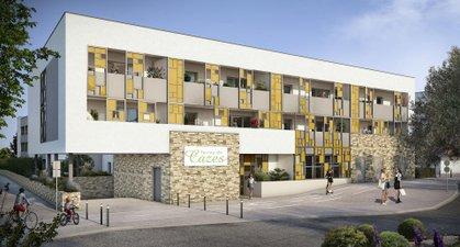 Terres De Cazes - immobilier neuf Castelnau-le-lez