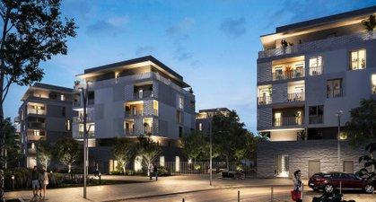 Les Jardins De Verchant - immobilier neuf Castelnau-le-lez