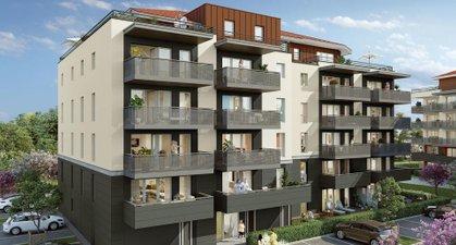 Lyra Verde - immobilier neuf Bonneville