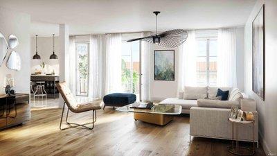 Villa Carnot - immobilier neuf Clamart