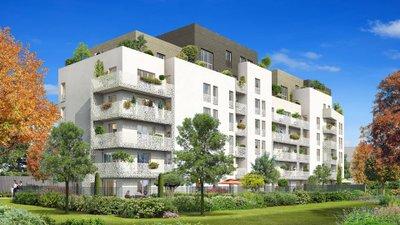 Les Jardins D'eole - immobilier neuf Cergy