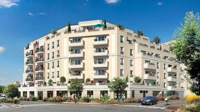 Embellia - immobilier neuf Gagny