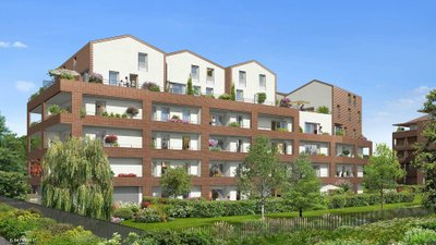 Les Apparts – Côté Sud - immobilier neuf Neuilly-sur-marne