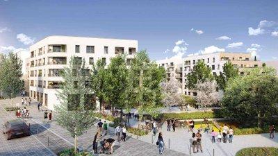 Canopée - immobilier neuf Châtenay-malabry