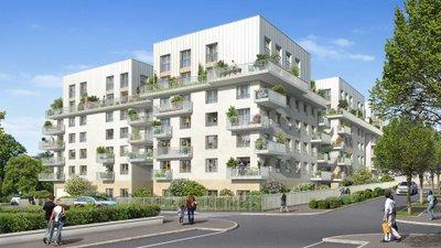 Perle Du Parc - immobilier neuf Châtenay-malabry