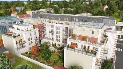 Cœur Livry - immobilier neuf Livry-gargan