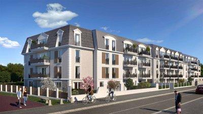 Magnifi'sens - immobilier neuf Sainte-geneviève-des-bois