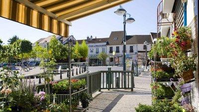 Les Jardins De La Fontaine Lucas - immobilier neuf Pontault-combault