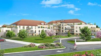 Flore & Lys - immobilier neuf Dammarie-les-lys