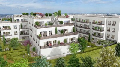 Graphite - immobilier neuf Sannois