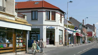 Villa Delley - immobilier neuf Le Blanc-mesnil